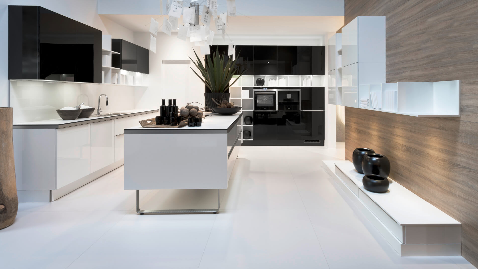 Glass Tec Plus Satin Nolte Kitchen Range C C Kitchens