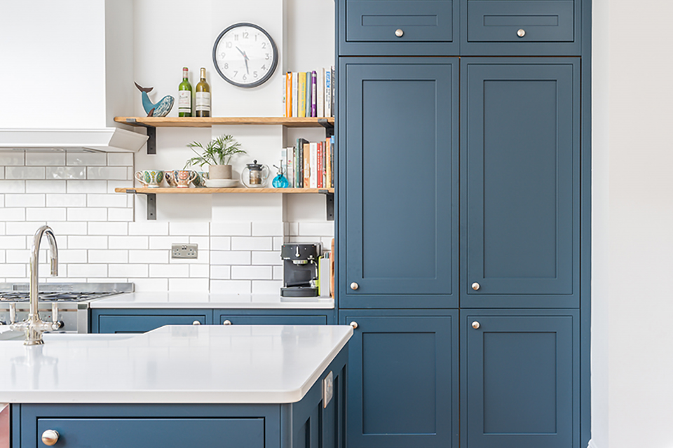 Kitchen Trends 2021 | Image of Kitchen Trend no 6 Curated Shelving