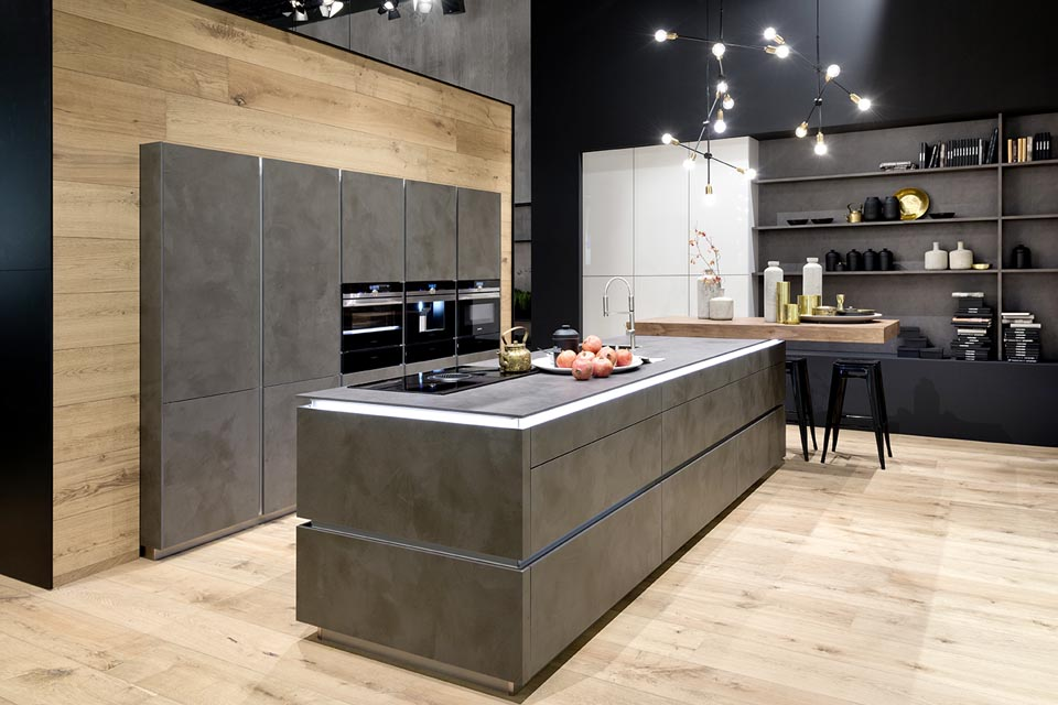 Kitchen Trends 2021 | Image of Kitchen Trend no 4 Nolte Handleless