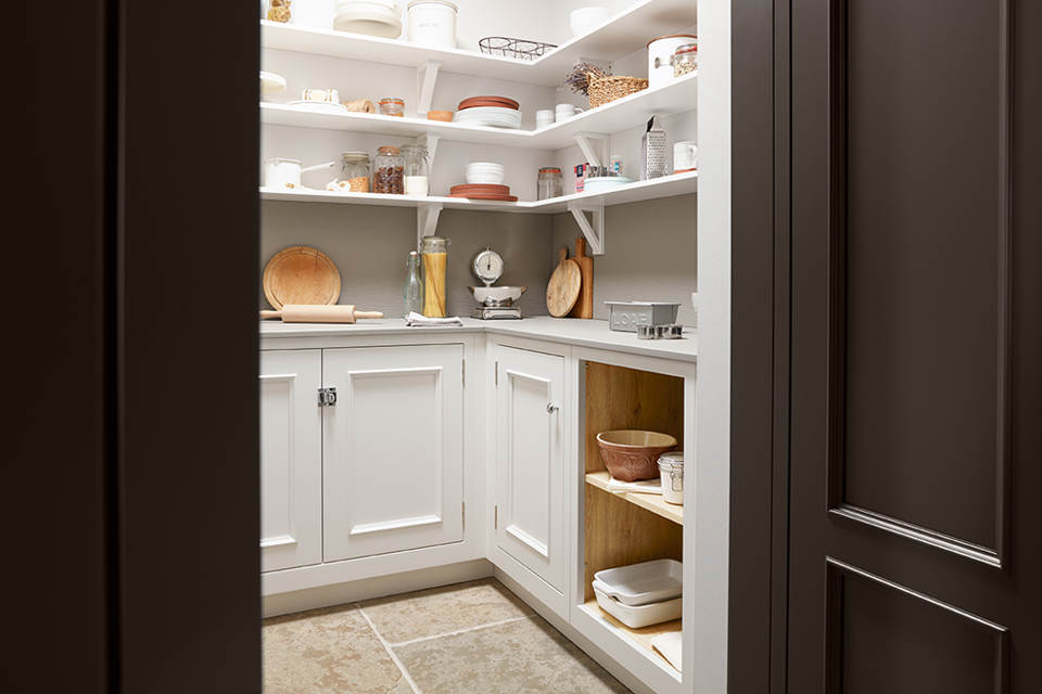 Kitchen Trends 2021 | Image of Kitchen Trend no 5 Pantry Units