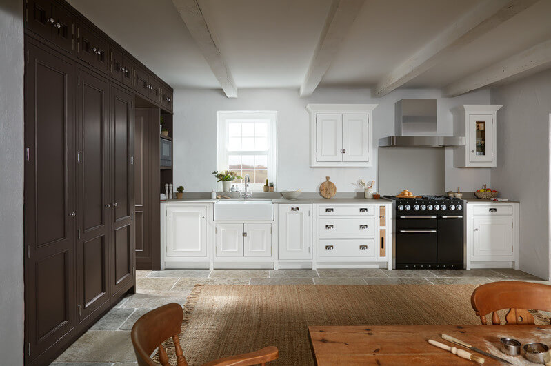 1909 Kitchens | Georgian | Painted Shaker Kitchens