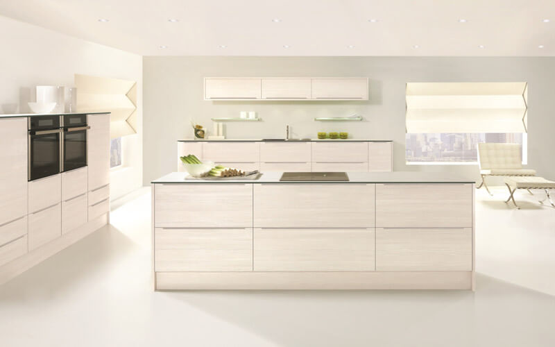 Eco Kitchens | Avola Matt Kitchen | Hertfordshire Kitchens