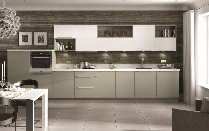 Eco Kitchens | Metro Matt Finish Kitchen | Hertfordshire Kitchens