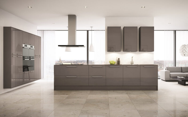 Eco Kitchens | Image Gloss Kitchen | Hertfordshire Kitchens