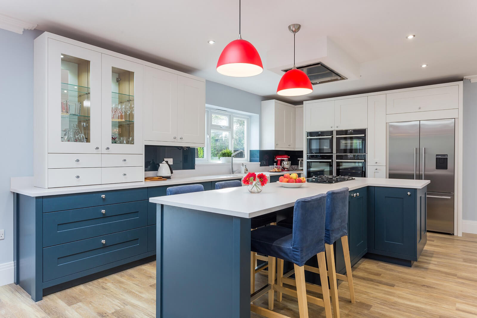 Painted Shaker Kitchens | Windsor | Second Nature Kitchens