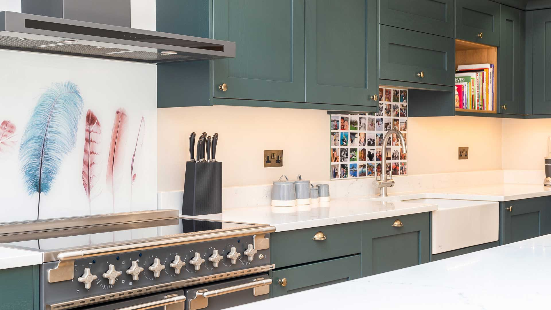 C&C kitchens Hertfordshire - Mornington Shaker Copse Green