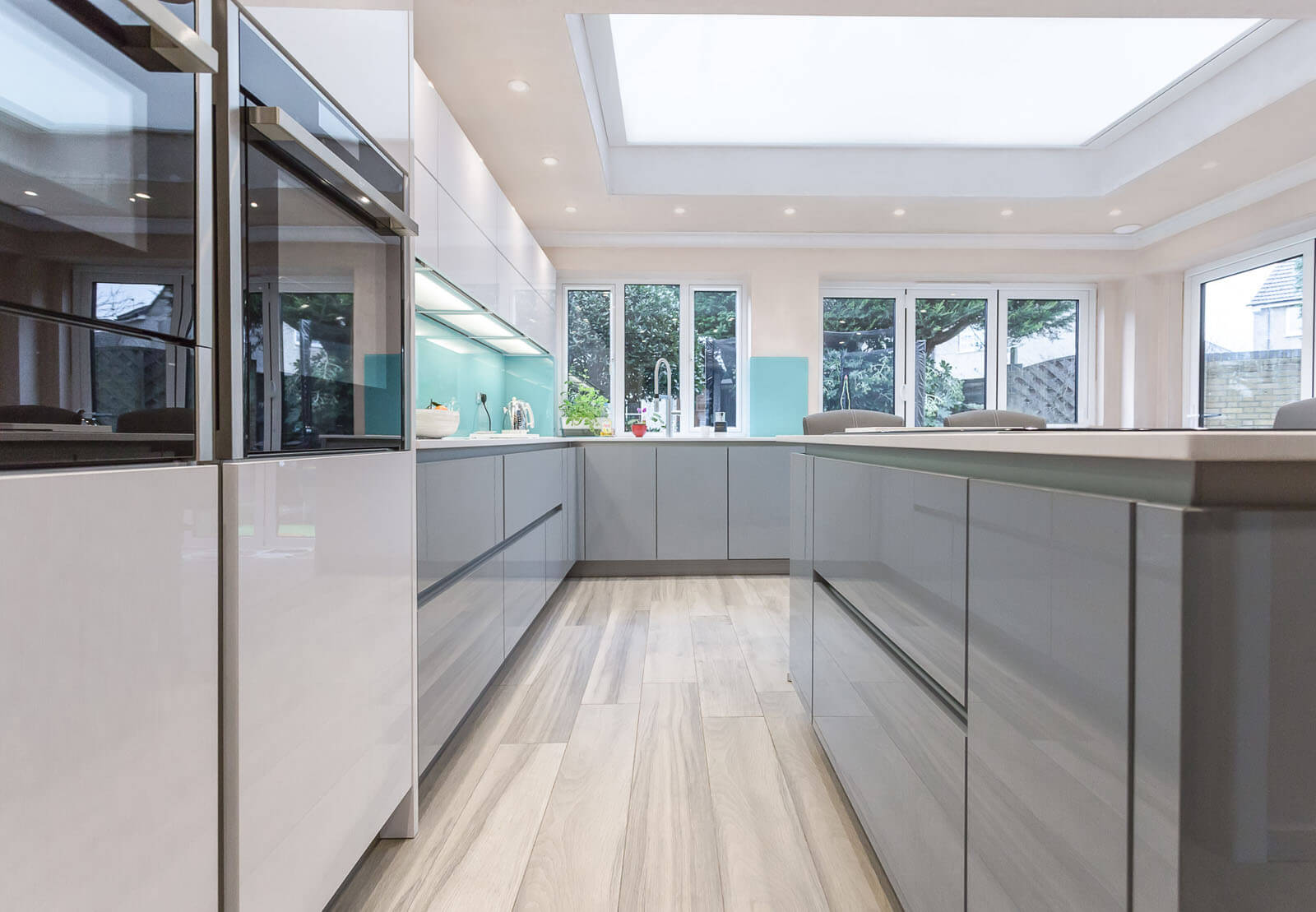 Nolte Kitchens | Handleless German Kitchen | Cheshunt